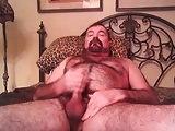 Hairy Daddy Bear Gets Nasty