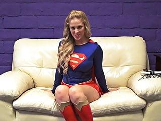 Blonde Big Ass Milf video: Supergirl's Transmission