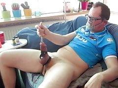 Sound training BDSM in my Dutch Sounding Bator shirt