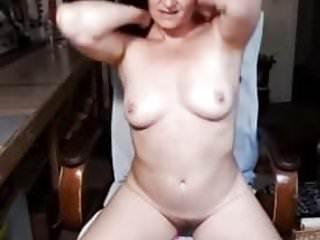 Amateur Hairy Milf video: Hairy MILF