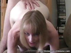 Seks Zabawa Z Moją Napaloną Babcią