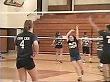 Volleyball and Bikini perfect ass