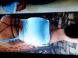 Aashika khan cumshot on her big ass