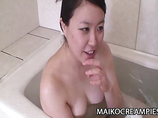 Machiko Koda Exotic JAV Milf Penetrated Deep