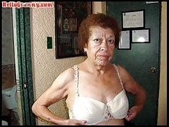 HelloGrannY Amateur Latin Grannies Nella foto Naked