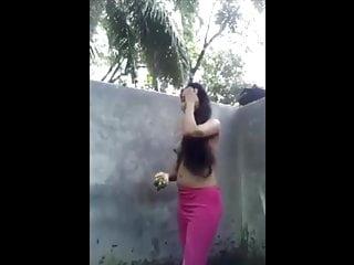 Tits Teen Homemade video: village beauty