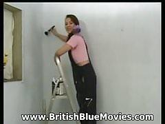 Amanda Pickering - British Interracial Anal Hardcore