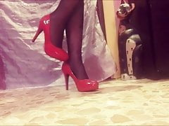 Miss Wagon Shoeplay 2017- Red Stiletto per pipparoli