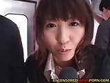 Uncensored Japanese Porn Misato Kuninato office sex party
