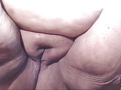 skype cam 2 cam BBW girl