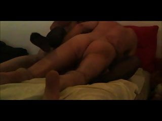 Double Penetration Threesome Milf video: Sharing my wife Lina.Double vaginal.
