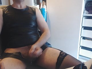 سکس گی Crossdresser strips and masturbates webcam  striptease  small cock  masturbation  massage  hd videos fat  crossdresser  amateur