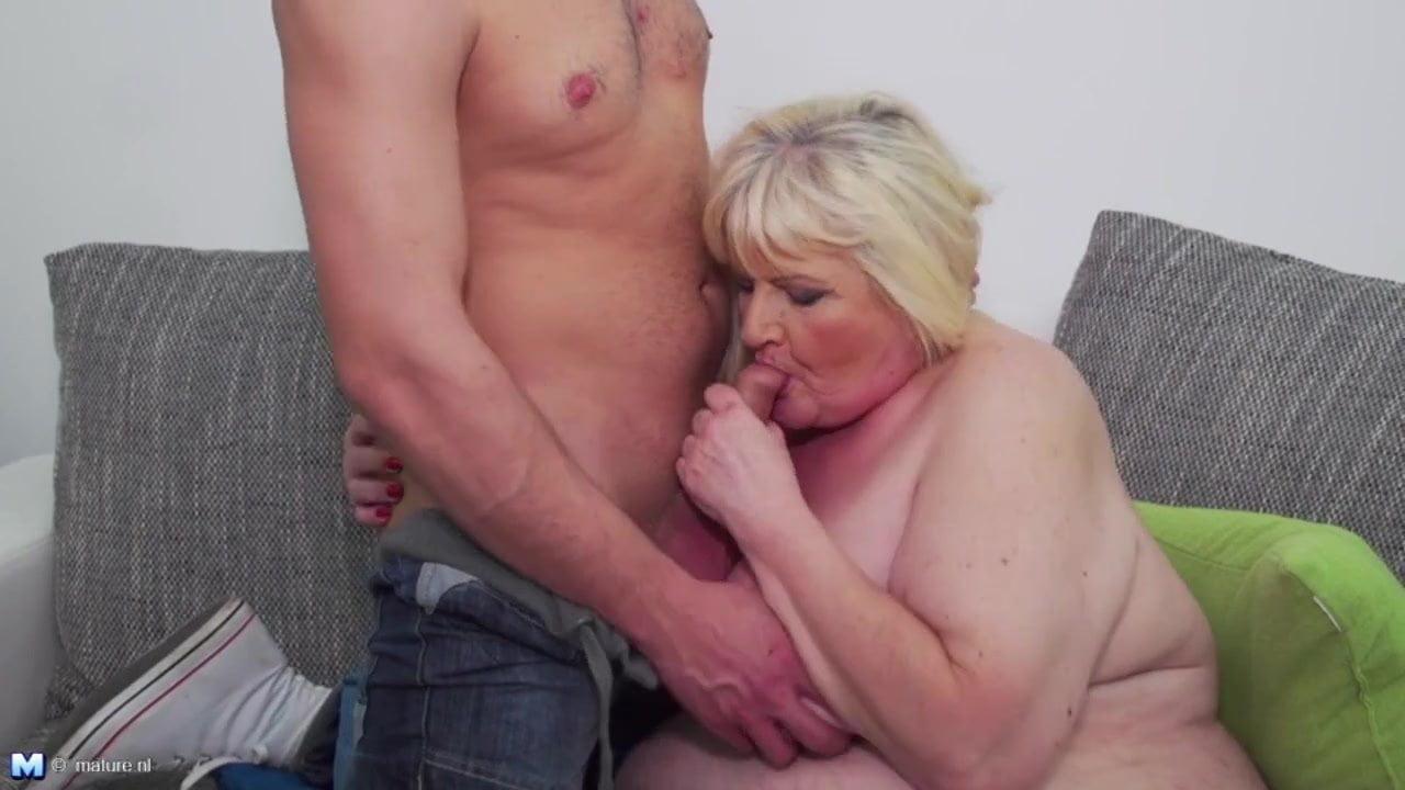 Bbw Huge Boobs Mom Porn bbw gets fucked in the garage - big tits, garage, in the