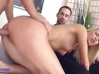 Hardcore Hd Videos porno: Wife Fucks While Husband Watches 2