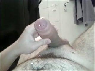 nice big dick and cumshot