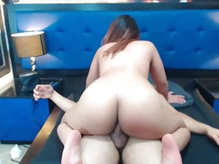 Latina Hottie Gets Fucked From Behind And Rides Her Partner