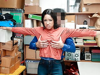 ShopLyfter – Thief Gets Stripped and Fucked