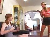 HYe Smokin Hot Babysitter Gets Her Reward !