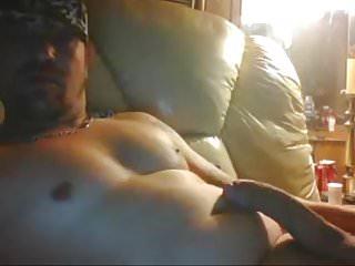 Str8 wanks amp cums on cam...