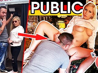 dates66.com PUBLIC: German Teenie Girl Fucked In Bar