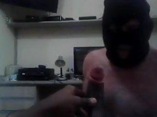 My big black cock...