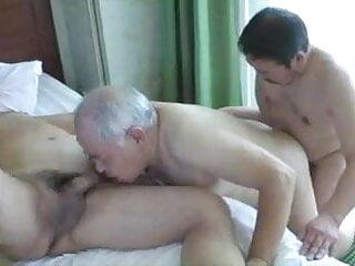 japanese Old Man 659