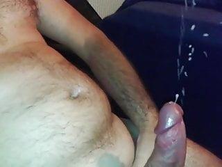 Amateur fat cock big cumshot...