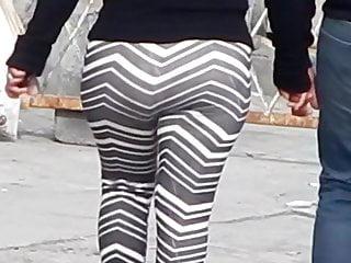 Culona de Cebra  (leggins)