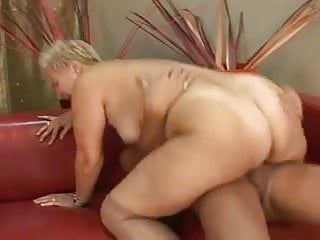 chubby grandmother  with hairy pussy