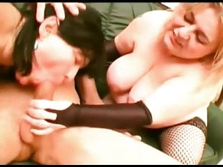 Fat BBW sluts from work came over to fuck hard-6