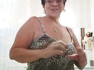 Super thick granny...