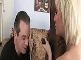 cucky sucks black for blonde wifey