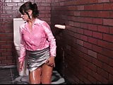 Sexy Boss Drenched In Jizz
