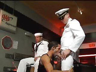 Horny sailors...