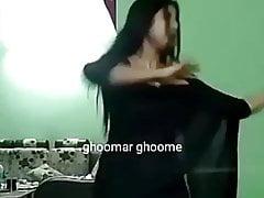Ajina Menon Sexy Black Frock Tik Tok Actress 3