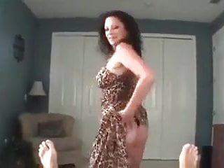 son Her Wears For Mom Cougar Dress