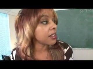Big Black Booty Teacher Ms.Candy Girl