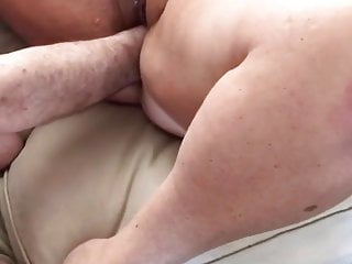 Fisted mature