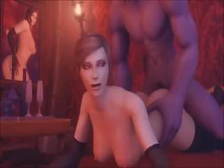 Wow sex comp...