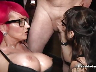Nerdy redhead gets fucked