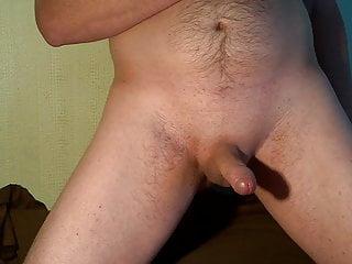 Uncut Shaved, Large cum