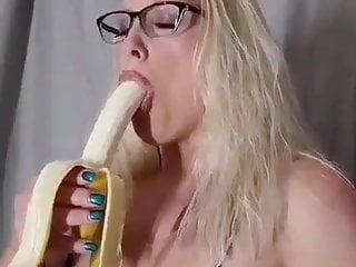 blow banana