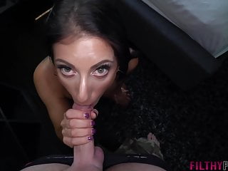 Fit Babe Alissa Avni Takes Big Dick FilthyPOV