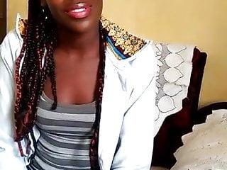 Mercy Mwangi Kenyan Pornstar Singing For Her Intercourse Lovers