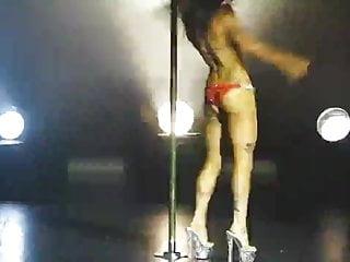 Gracie Miss Pole Dance Australia 2016