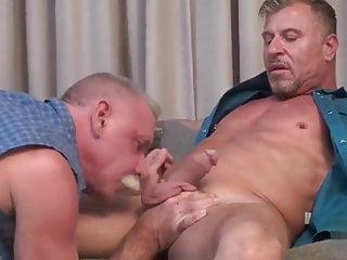 Dad fucked dad like a whore...