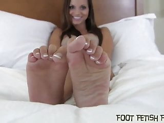 My cute little feet will make you cum so hard