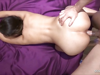 Real Latina Street Whore pay extra for filmed by client Guy