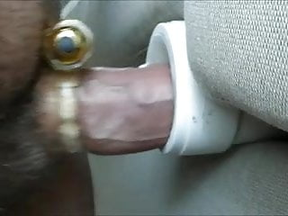 Fucked with cock ring...
