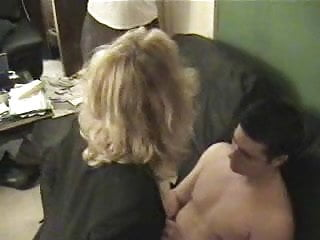 Hubby Films His Wife Sucking A Young Guy !